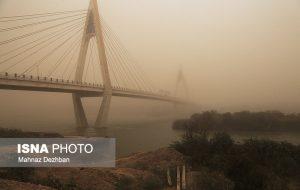 پیشبینی باد و گرد و خاک برای امروز خوزستان
