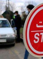 جزئیات محدودیت تردد در محورهای ورودی و خروجی خوزستان